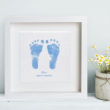 Hand & Foot Print Keepsakes